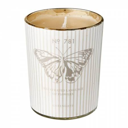 Greengate duftlys Butterfly