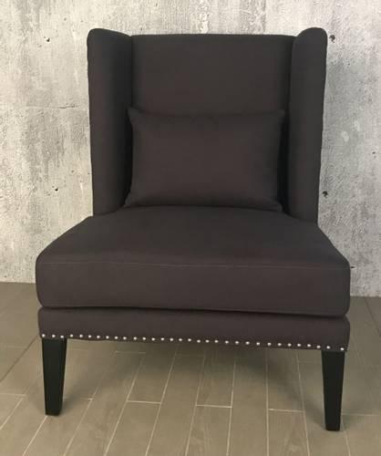 Svenner  Black Linen