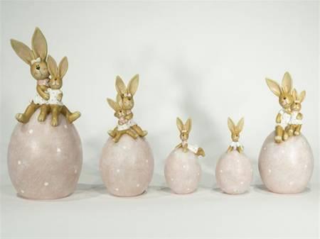 Bunny på egg L